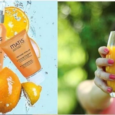 Trị liệu bổ sung Vitamin C cho mùa hanh khô, giúp da tươi sáng, bừng sức sống