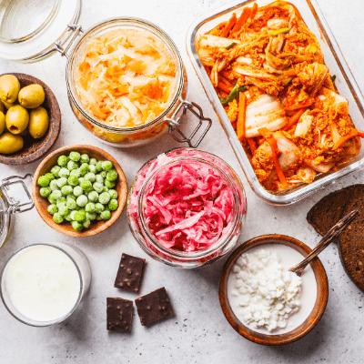 Làm thế nào để kết hợp thực phẩm lên men trong bữa ăn mỗi ngày?