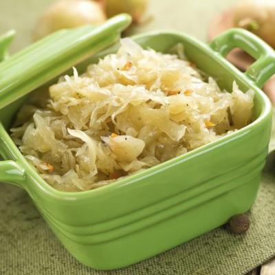 Những lợi ích từ sauerkraut